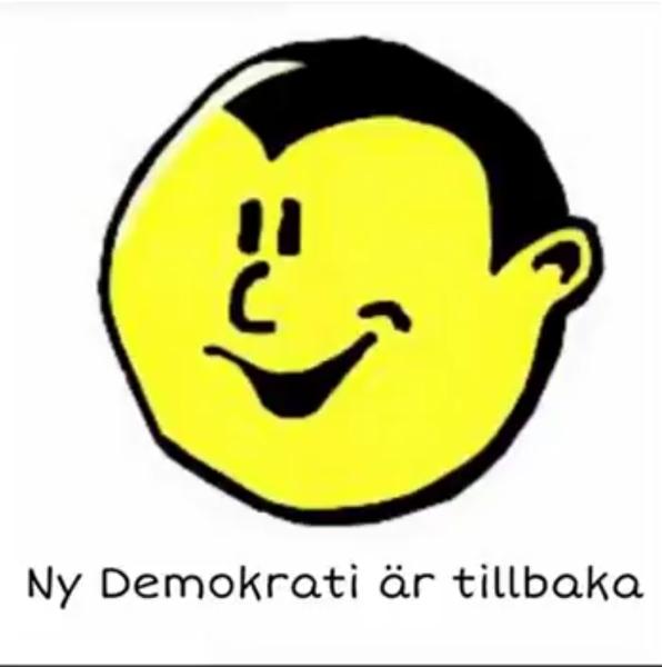 Ny Demokrati har återuppstått